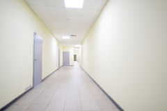 attesa interna della stanza di immagine del corridoio 3d Fotografie Stock
