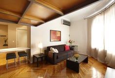 Attic interior Royalty Free Stock Photography