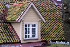 Attic in Tallinn Royalty Free Stock Photos