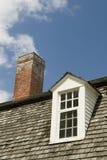 Attic Window Royalty Free Stock Image