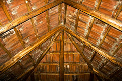 Attics Royalty Free Stock Photos