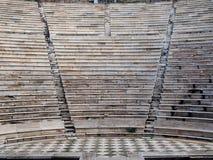 atticus 160 174 bc построил odeon herodes Стоковая Фотография RF