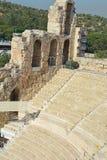 atticus 160 174 bc построил odeon herodes Стоковое Фото