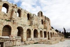 atticus herodes odeon theatre zdjęcie royalty free