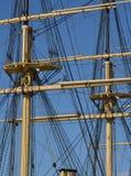 Attirail de bateau de navigation Images libres de droits