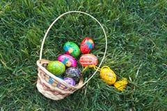 Vacances de Pâques. Image stock