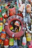 Attirail maritime photo libre de droits
