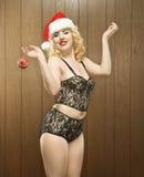 attire holiday woman Στοκ φωτογραφίες με δικαίωμα ελεύθερης χρήσης