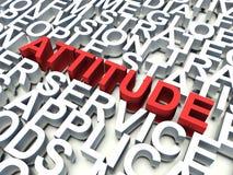 Attitude Photos libres de droits