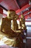 Attitude of the Buddha Stock Images