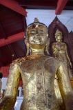 Attitude of the Buddha Royalty Free Stock Photography