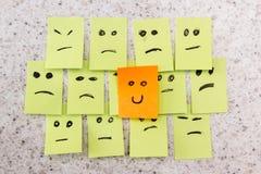 Attitude positive Image stock