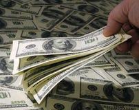 Attività bancarie dei 2 Immagini Stock Libere da Diritti