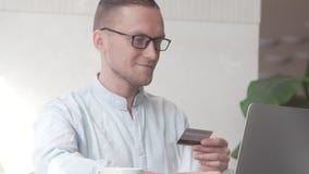 Attività bancarie online Fotografie Stock