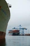Attività del porto, Tacoma, Washington immagine stock libera da diritti