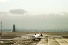 Attività di aeroporto immagine stock