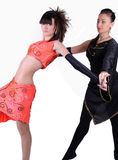 Attività di ballo Fotografia Stock
