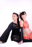 Attività di ballo Immagine Stock