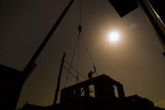 Attività di costruzione fotografia stock libera da diritti