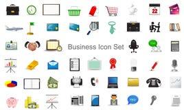 Attività finanziaria di vendita di affari e strumento fisso dell'ufficio royalty illustrazione gratis