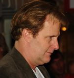 Attore Jeff Daniels fotografie stock libere da diritti