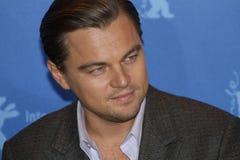Attore Leonardo DiCaprio Fotografia Stock Libera da Diritti