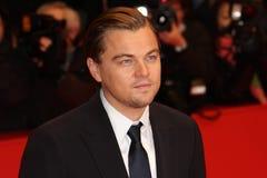 Attore Leonardo DiCaprio fotografie stock