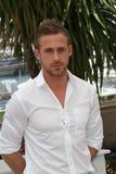 Attore Ryan Gosling Fotografia Stock