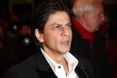 Attore Shah Rukh Khan Immagine Stock Libera da Diritti
