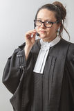 Attorney hotline Royalty Free Stock Photography