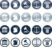Attorney Icon Stock Image