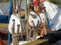 Attracco navale fotografie stock