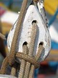 Attracco navale fotografia stock