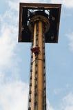 Attraction de condor de Hurakan Images stock