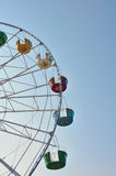 Attraction Ferris Wheel Royalty Free Stock Image