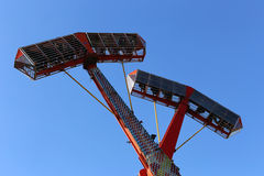 Attraction Sky Master stock photo
