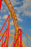 Attraction in Sochi Park Royalty Free Stock Image