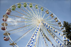 Attraction a survey wheel Stock Images