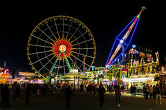 Attraction Wheel stock photography