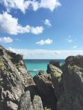 Attractions in Bermuda. In all the beautiful and unique nature royalty free stock images