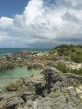 Attractions in Bermuda. In all the beautiful and unique nature royalty free stock photo