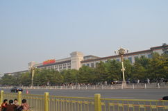 Attractions in China. City.china Royalty Free Stock Photography