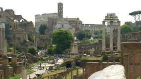 Attractions Rome stock video footage