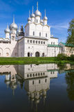 Attractions of Rostov Kremlin, Russia Royalty Free Stock Photography