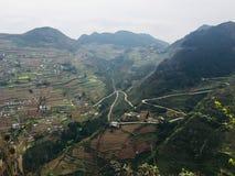 Attractions touristiques de village de vacances de tangbashe photographie stock