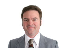 Attractive 40 year old Businessman Headshot