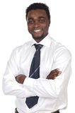 Attractive african businessman Royalty Free Stock Photos