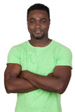 Attractive african man Stock Image