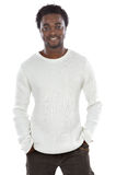 Attractive african man Stock Photography