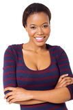 Attractive african woman Royalty Free Stock Photo
